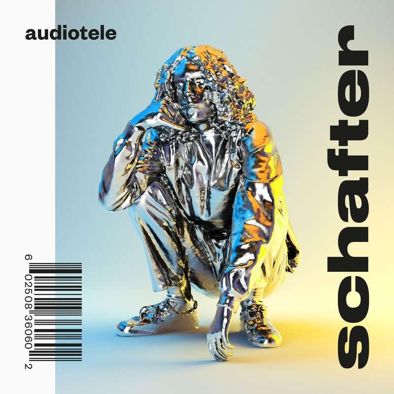 Audiotele - pierwsza oficjalna płyta Schaftera